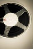 Rollo de película de Brown Fotos de archivo libres de regalías