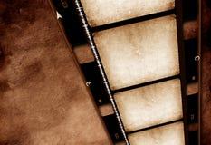 Rollo de película de película Fotografía de archivo libre de regalías