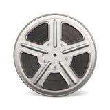 Rollo de película de película Imagen de archivo libre de regalías