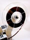 Rollo de película estupendo de cinematografía fotografía de archivo libre de regalías