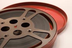 Rollo de película verdadero Imagen de archivo libre de regalías