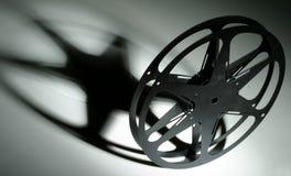 rollo de película de 16m m Imágenes de archivo libres de regalías