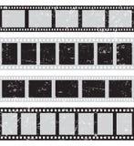 Rollo de película inconsútil Imagen de archivo libre de regalías