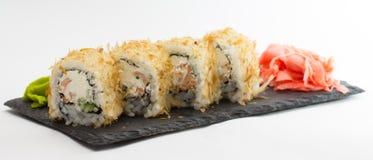 Rollo de sushi Foto de archivo