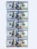 Rollo del dinero fotografía de archivo libre de regalías