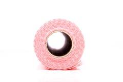 Rollo del papel seda Imagen de archivo libre de regalías