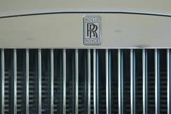 Rollo Royce Logo Imagen de archivo