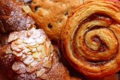Rollos de pan fresco Fotografía de archivo libre de regalías