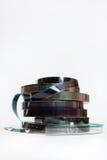 Rollos de película Foto de archivo
