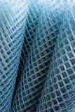 Rolls сияющей новой загородки звена цепи Стоковые Изображения RF