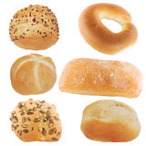 Rolls Background Royalty Free Stock Photography