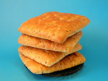 A rolls of bread Stock Photos