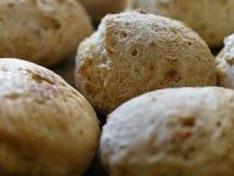Rolls bread close up Stock Photo
