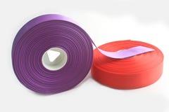 Rolls de la cinta Imágenes de archivo libres de regalías