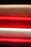 Rolls de la seda Foto de archivo libre de regalías