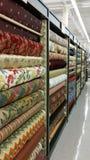Rolls de tissu Image libre de droits
