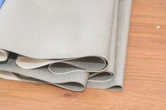 Rolls del papel pintado Imagen de archivo