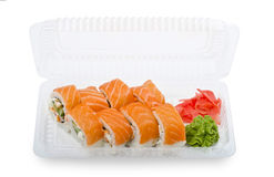 Rolls delivery Stock Photo