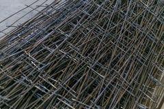 Rolls dell'armatura di alluminio dell'acciaio dei montaggi del metallo Produzione dell'industria pesante Pianta della laminazione Immagine Stock Libera da Diritti