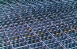 Rolls dell'armatura di alluminio dell'acciaio dei montaggi del metallo Produzione dell'industria pesante Pianta della laminazione Fotografie Stock