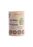 Rolls della banconota di valuta tailandese Immagine Stock Libera da Diritti