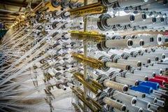 Rolls des Polypropylens für Plastiktasche Lizenzfreies Stockfoto