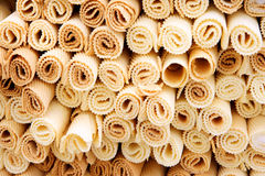 Rolls of dim sum. The background of dim sum Stock Photography