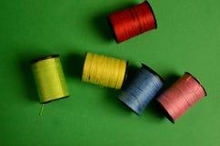 Rolls do algodão Imagem de Stock