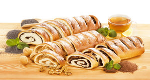 Rolls douce Images stock