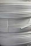 Rolls of electrical cable and conduit Royalty Free Stock Image