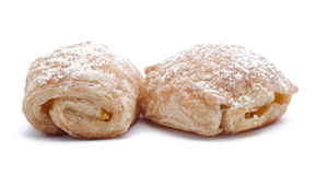 Rolls from flaky pastry Stock Photography