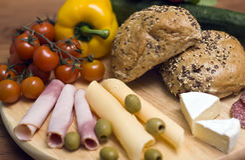 Free Rolls For Breakfast Stock Photo - 4260930
