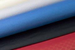 Rolls of Giftwrap Stock Image