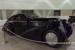 Rolls-$l*royce φανταστικό Ι αεροδυναμικό Coupe στοκ φωτογραφίες