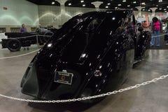 Rolls-$l*royce φανταστικό Ι αεροδυναμικό Coupe στοκ εικόνα με δικαίωμα ελεύθερης χρήσης