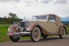 Rolls-$l*royce Στοκ Εικόνες
