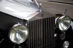 Rolls-$l*royce Στοκ φωτογραφίες με δικαίωμα ελεύθερης χρήσης
