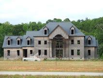 Rolls och hus Royaltyfria Foton