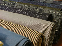 Free Rolls Of Cloth Royalty Free Stock Photos - 139198