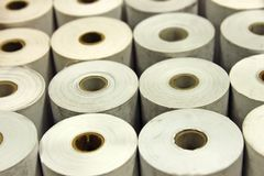 Rolls of paper Royalty Free Stock Photo