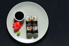 rolls portion Stock Images