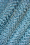 Rolls of rabitz type steel-wire plaster fabric Royalty Free Stock Image