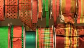 Rolls of ribbon Royalty Free Stock Photos