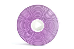Rolls of ribbon Royalty Free Stock Photo