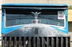 Rolls Royas Royaltyfri Fotografi