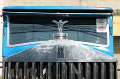 Rolls Royas Royalty Free Stock Photography