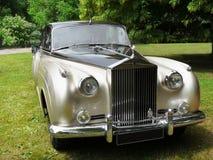 Rolls Royce, винтажный автомобиль Стоковые Фото