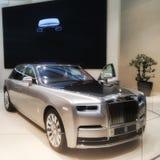 Rolls Royce Fotografie Stock Libere da Diritti