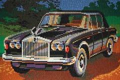 Rolls Royce Royalty Free Stock Photos