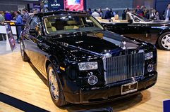 Rolls Royce 2009 Stock Photography